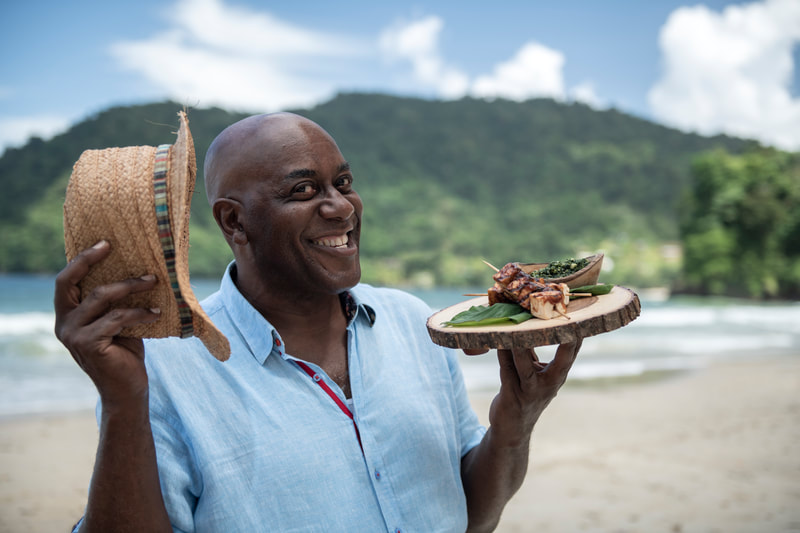 Ainsley's Caribbean Kitchen © Rob Partis